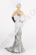 Sophisticated 20's Charleston Figurines 'Margaret' 58309
